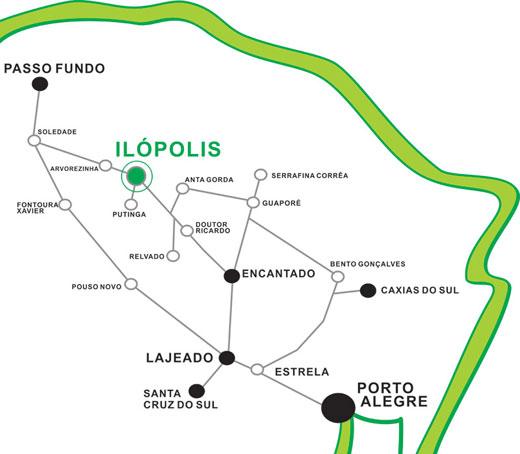 Ilópolis Rio Grande do Sul fonte: www.ilopolis-rs.com.br